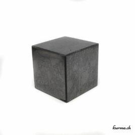 Cube Shungite 8cm – N°10187