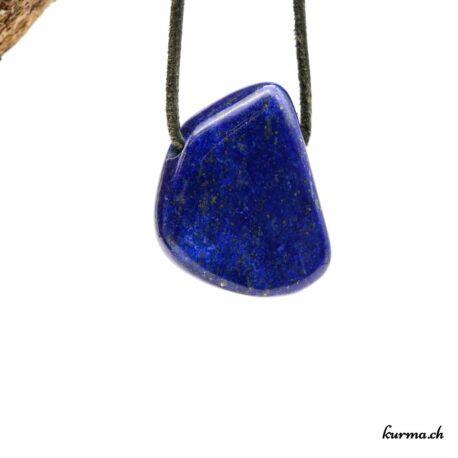 Lapis-lazuli pierre pendentif