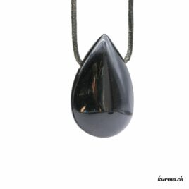 Obsidienne arc-en-ciel pendentif