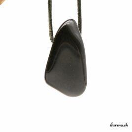 Onyx – Pendentif pierre percée – N°8475.3