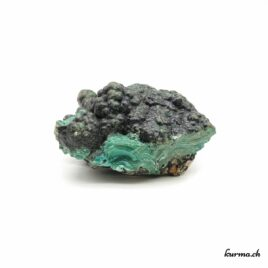 Malachite cristallisée