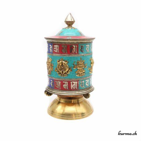 Rouleau de prière tibétain